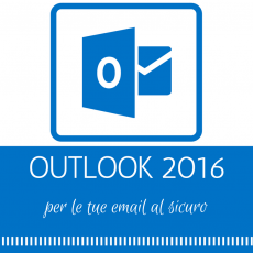 configurare outlook 2016