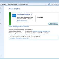 Aggiornamenti Windows 10 bloccati, ecco i motivi